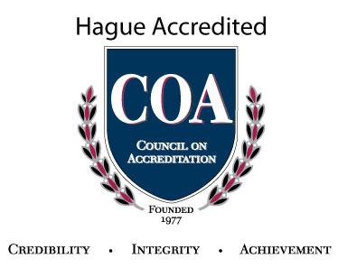 Hague Accredited