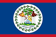 Belize flag image - Country flags
