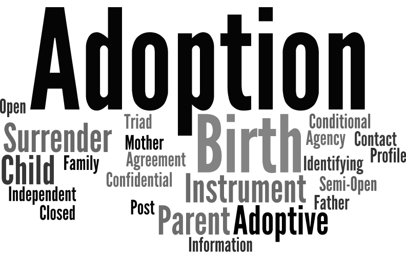 Blog family connections birth families while researching adoption you will have come across a multitude of terms that are unique to adoption and may be new to you understanding these terms will platinumwayz