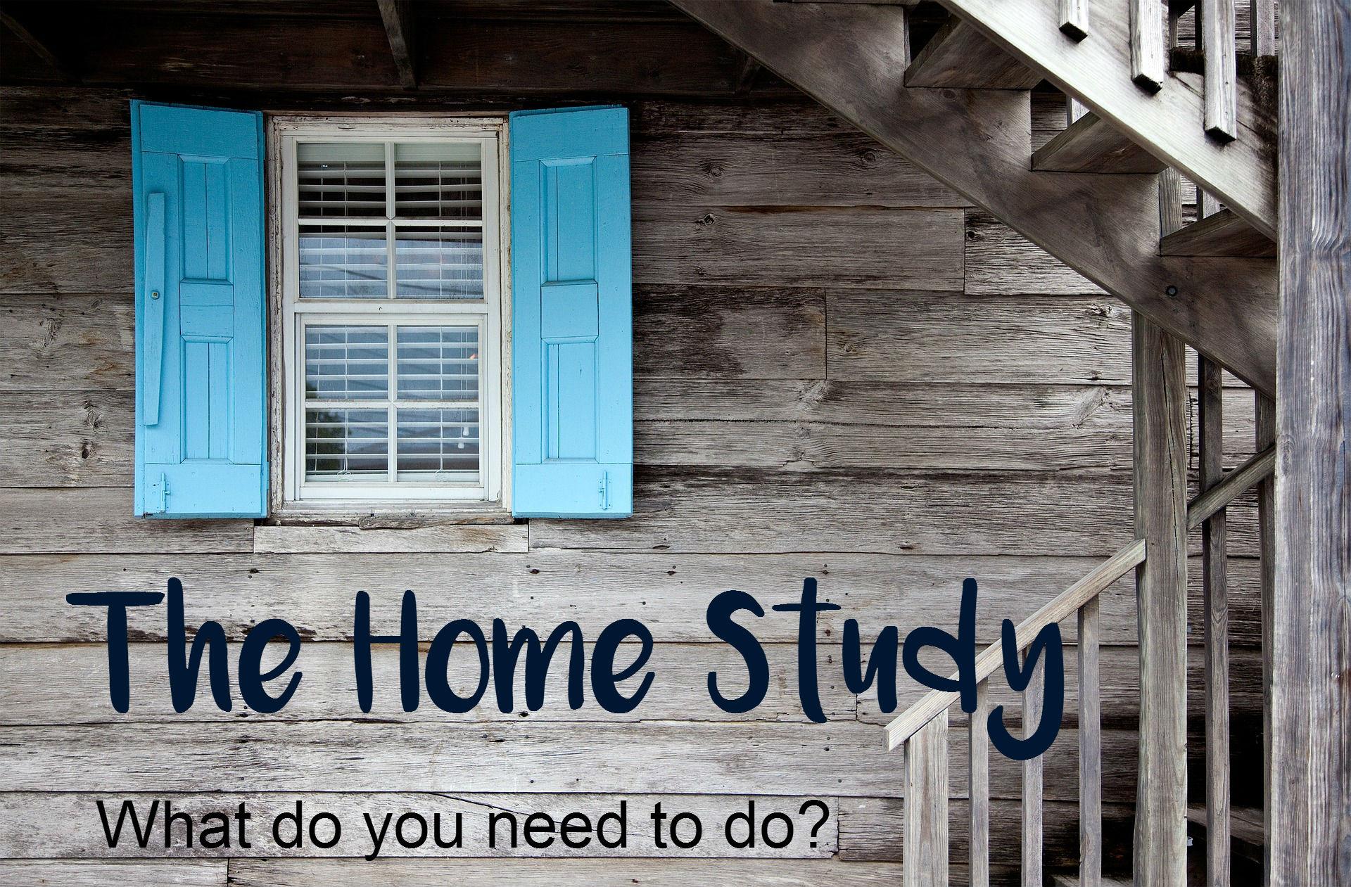 Home Studies - New Beginnings Adoptions